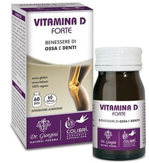VITAMINA D FORTE 60 PASTIGLIE - farmaciafalquigolfoparadiso.it