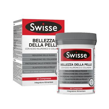SWISSE BELLEZZA DELLA PELLE 30 COMPRESSE - FARMAPRIME