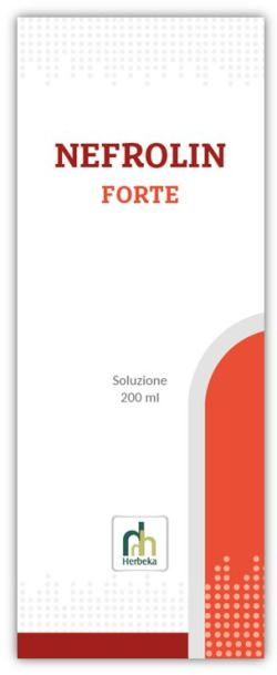 NEFROLIN FORTE 200 ML - Farmacielo