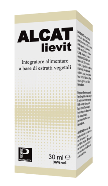 ALCAT LIEVIT GOCCE 30 ML - Farmafamily.it