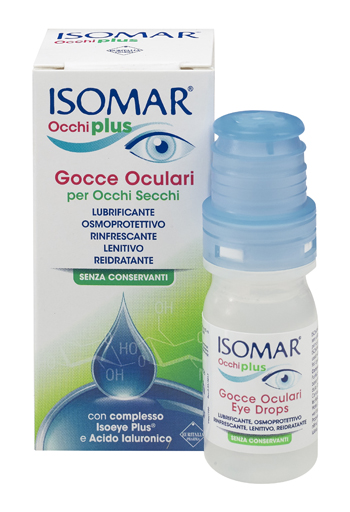 Isomar Occhi Plus 10 ml Senza Conservanti - Farmacia 33