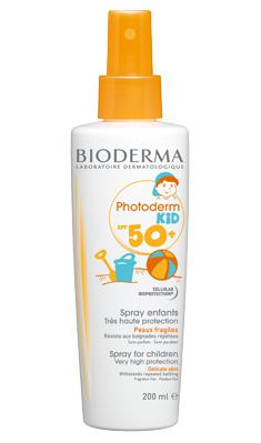 PHOTODERM KID SPRAY SPF 50+ UVA 39 FOTOPROTETTORE BAMBINI 200 ML - Spacefarma.it