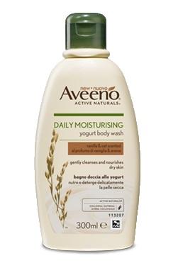 Aveeno Linea Quotidiana Bagno Doccia Idratante 300 ml