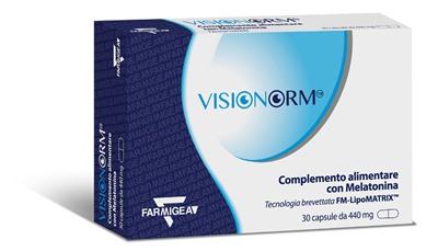 VISIONORM 30 CAPSULE - farmaciadeglispeziali.it