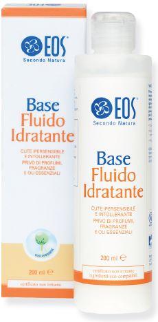 EOS BASE FLUIDO IDRATANTE200ML - SUBITOINFARMA