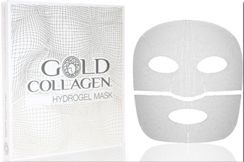 GOLD COLLAGEN HYDROGEL MASK - SUBITOINFARMA