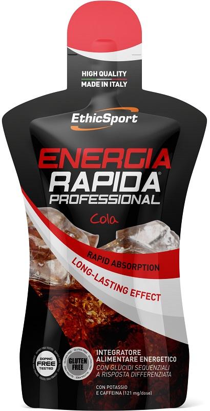 ETHICSPORT ENERGIA RAPIDA PROFESSIONAL COLA 50 ML - Spacefarma.it