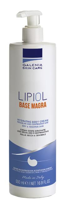 LIPIOL BASE MAGRA 500 ML