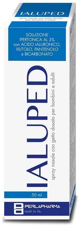 IALUPED SPRAY NASALE 50 ML - Farmaseller