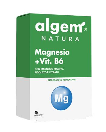 MAGNESIO + VITAMINA B6 45 COMPRESSE - Farmaseller
