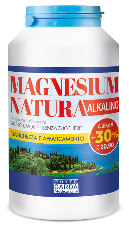 MAGNESIUM NATURA 300 G - Farmaciapacini.it