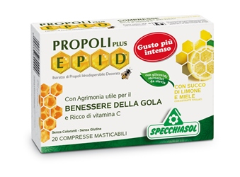 EPID MIELE LIMONE 20 COMPRESSE NEW - Farmapage.it