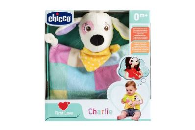 CHICCO GIOCO FIRST LOVE CHARLIE DOU DOU CANE - Farmabellezza.it
