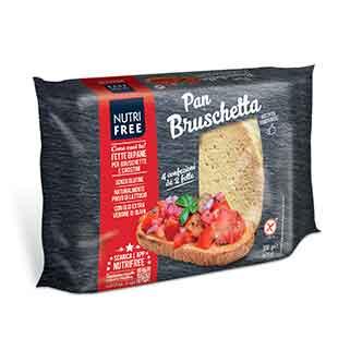 NUTRIFREE PANBRUSCH PIZZA4X75G prezzi bassi