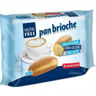 Nutri Free Pan Brioche Senza Glutine 4 x 60 g