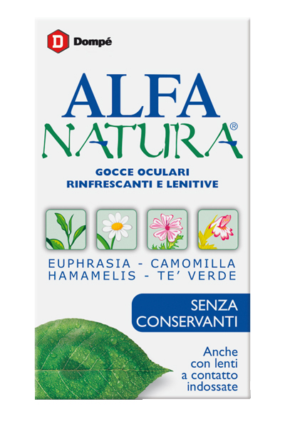 Alfa Natura Collirio Flacone 10ml - Sempredisponibile.it