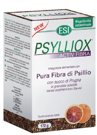 PSYLLIOX ACTIV FIBRA 172 G - Farmafamily.it