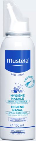 MUSTELA HYGIENE NASALE SPRAY ISOTONICO 150 ML - La farmacia digitale
