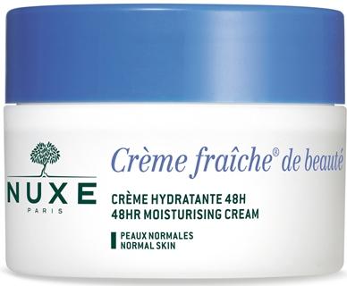 NUXE CREME FRAICHE DE BEAUTE CREME FONDANTE HYDRATANTE 48 H 50 ML - Farmacia Castel del Monte