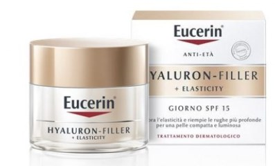 EUCERIN HYALURONFILLER ELASTICITY GIORNO 50 ML - Farmaciasconti.it