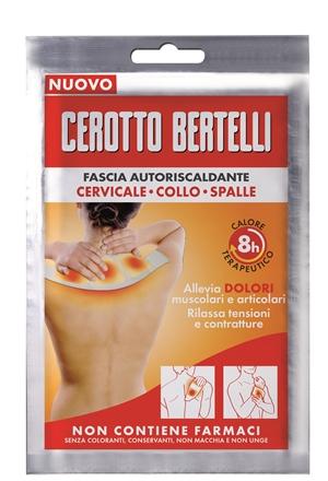 Cerotto Bertelli Fascia Autoriscaldante - Arcafarma.it