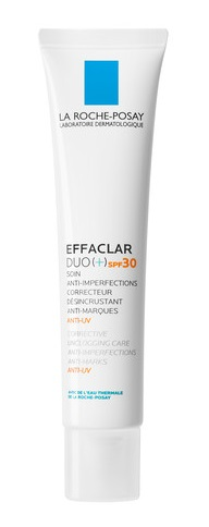 EFFACLAR DUO+ SPF 30 40 ML - Farmafamily.it