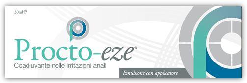 Procto-Eze Crema Protettiva Anale Anti Irritazioni 30 ml