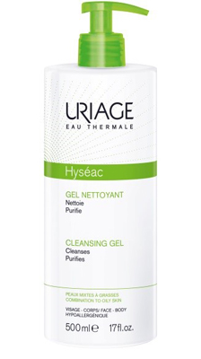 Hyseac Gel Detergente 500ml - Arcafarma.it