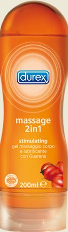 DUREX MASSAGE 2IN1 STIMULATING - Farmacia Giotti