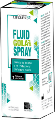 PICFARMALIFEREAL C FLUIDGOLA SPRAY 30 ML - Farmalke.it
