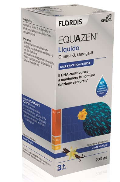 EQUAZEN VANIGLIA 200 ML - Sempredisponibile.it