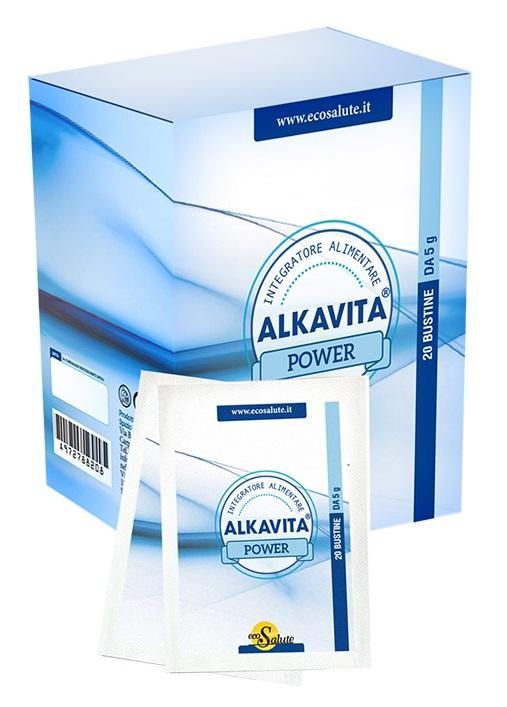 ALKAVITA POWER 20 BUSTINE - Farmacia Giotti