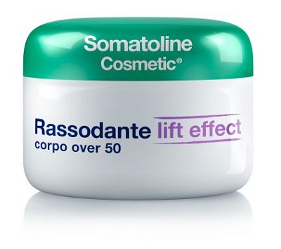 SOMATOLINE COSMETIC LIFT EFFECT RASSODANTE OVER 50 300 ML - Farmastar.it