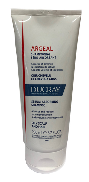 ARGEAL SHAMPOO 200 ML DUCRAY 2017 - Farmalke.it