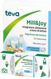 MILL&JOY TEVA 20 COMPRESSE MASTICABILI - Speedyfarma.it