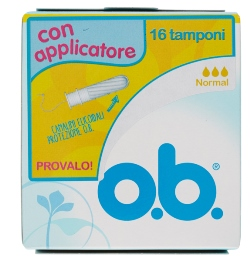 OB APPLICATORE NORMAL 16 PEZZI - Farmafamily.it