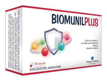 BIOMUNILPLUS 28 CAPSULE - Farmafirst.it