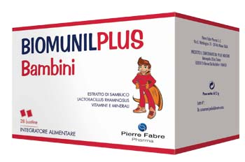 BIOMUNILPLUS BAMBINI 28 BUSTINE - Farmaseller