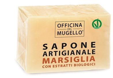 OFFICINA DEL MUGELLO MARSIGLIA SAPONE AL TAGLIO 100 G - farmasorriso.com