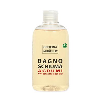 OFFICINA DEL MUGELLO BAGNOSCHIUMA AGRUMI 500 ML - farmasorriso.com