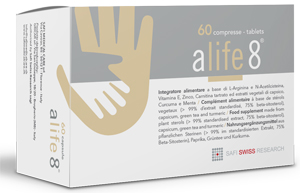 ALIFE 8 60 COMPRESSE - FARMAEMPORIO