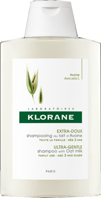 KLORANE SHAMPOO LATTE AVENA 400 ML - Farmajoy