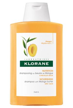 Klorane Burro Di Mango Shampoo Nutritivo Capelli Secchi 200 ml