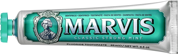 MARVIS CLASSIC STRONG MINT 85 ML - Farmaseller