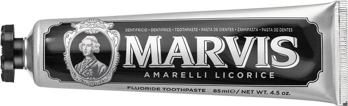 MARVIS AMARELLI LICORICE MINT 85 ML - Farmaseller