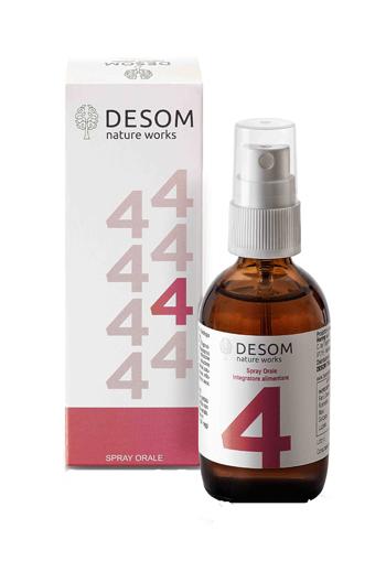 DESOM 4 SPRAY 50 ML - Farmacia Barni