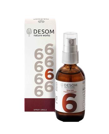 DESOM 6 SPRAY 50 ML - Farmacia33