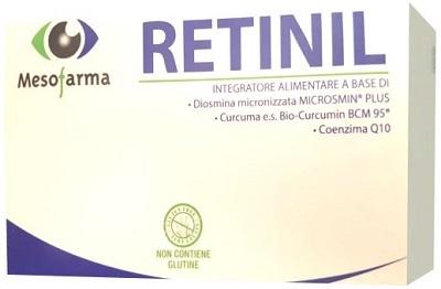 RETINIL 30 COMPRESSE - Farmafamily.it