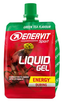 ENERVIT SPORT CHEERPACK GREEN TEA 60 ML - La farmacia digitale