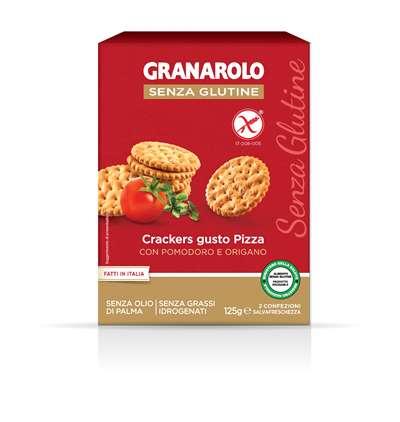 GRANAROLO CRACKER GUSTO PIZZA 125 G